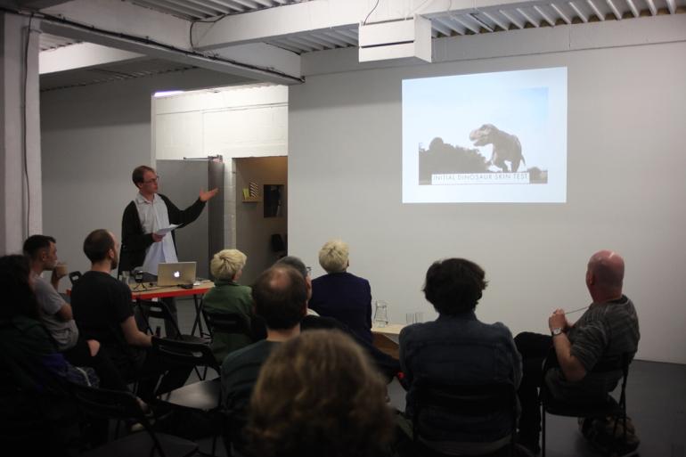 Tim Dixon presentation